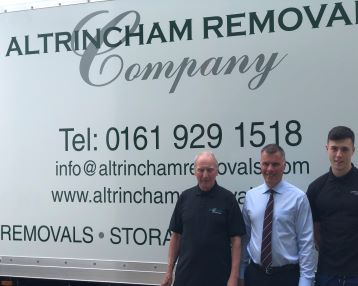 Altrincham Removals- Family Business